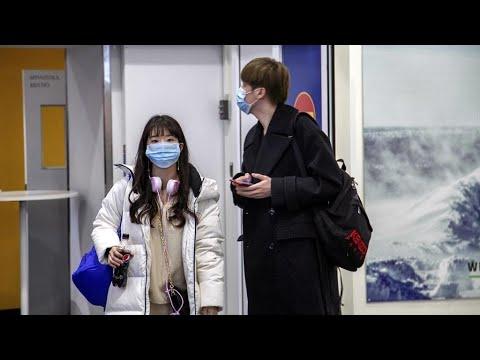 فيروس كورونا: الصين تعلق رحلات الطيران السياحية داخل البلاد وإلى خارجها  - نشر قبل 3 ساعة