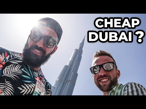 What To Do In DUBAI For FREE! دبي