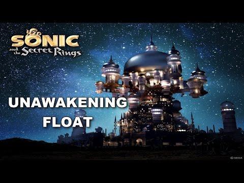 [SONIC KARAOKE] Sonic and the Secret Rings - Unawakening Float (Runblebee) [WATCH IN HD]