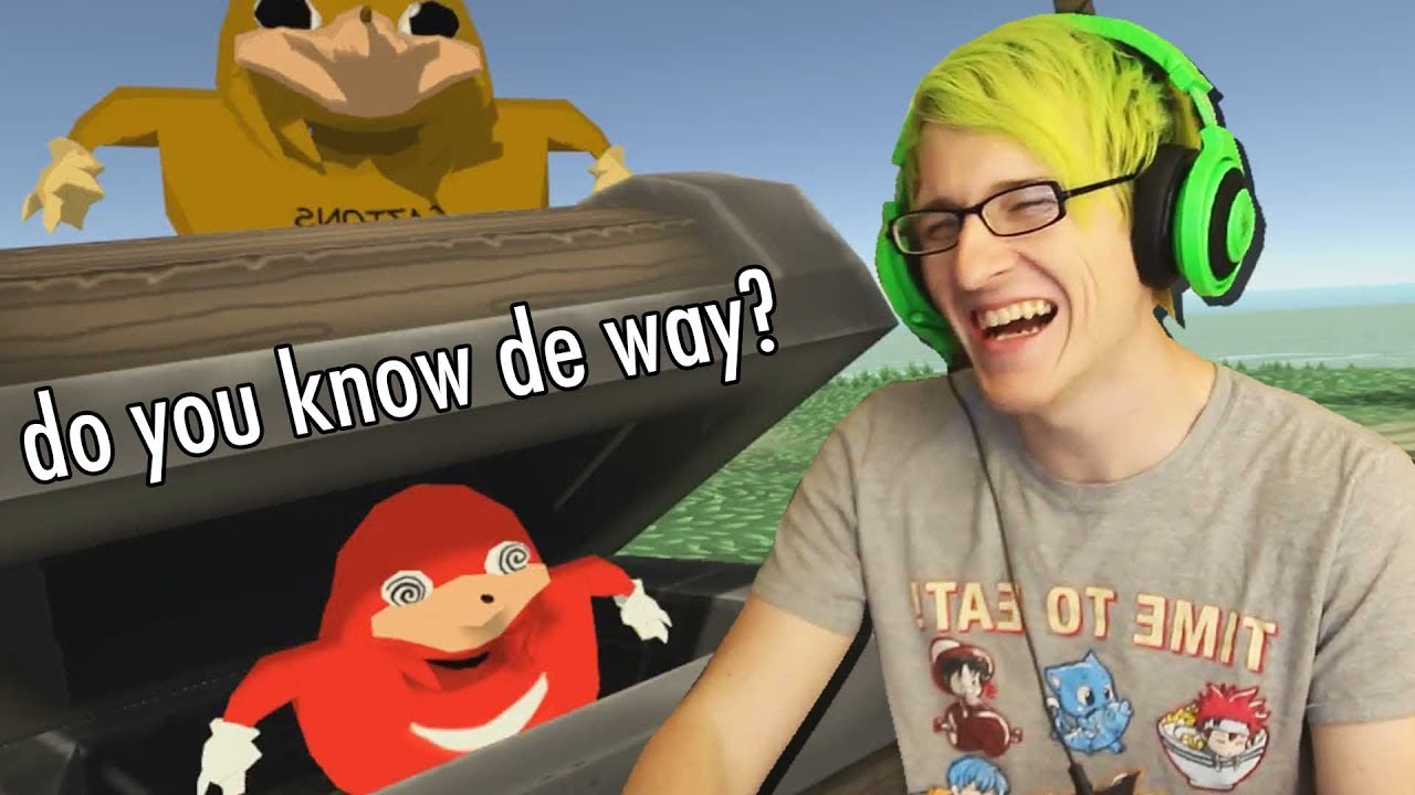 maxresdefault ugandan kuckles shows me de way ugandan knuckles meme review