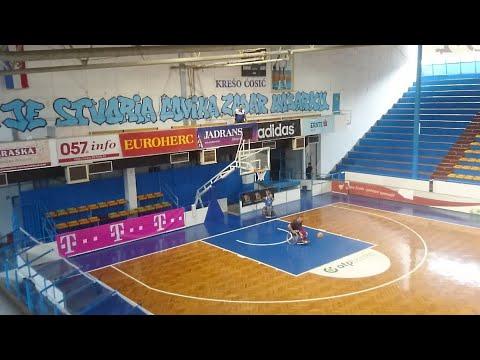 UŽIVO: KK Jazine Arbanasi - KK Cibona Zagreb