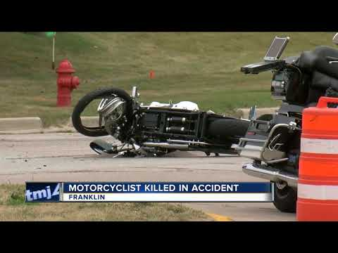Police in Franklin investigating fatal motorcycle accident