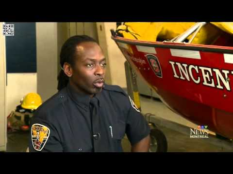 CTV Montreal News - Recruiting firefighters