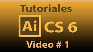 Tutorial Illustrator CS 6 (Español) INICIO Interfaz,Mapa de bits,Vector,RGB, CMYK, Dibujo. liclonny