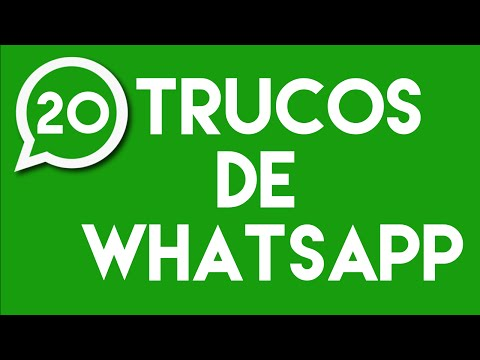 20 Trucos y Tips que Desconocías de WhatsApp