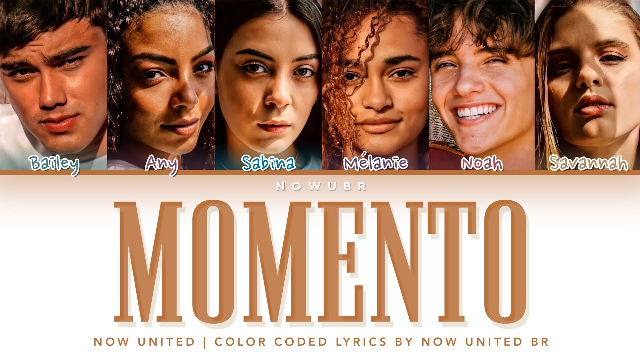 Download Now United - Momento | Color Coded Lyrics (+ Tradução)