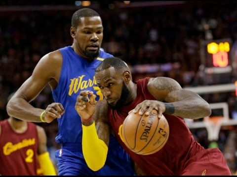 Thumbnail: Cleveland Cavaliers vs. Golden State Warriors | Full Game Highlights | 12.25.2016
