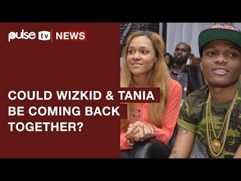 is wizkid and tania omotayo still dating