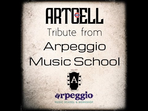 Artcell Tribute from Arpeggio  Music School