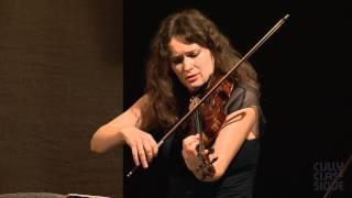CULLY CLASSIQUE 2013 : Kopatchinskaja / Leschenko, Enescu, Sonata N°3 Op.25