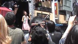 J-pop group RSP rocked Nokia Plaza on Day 1... Here was the last so...