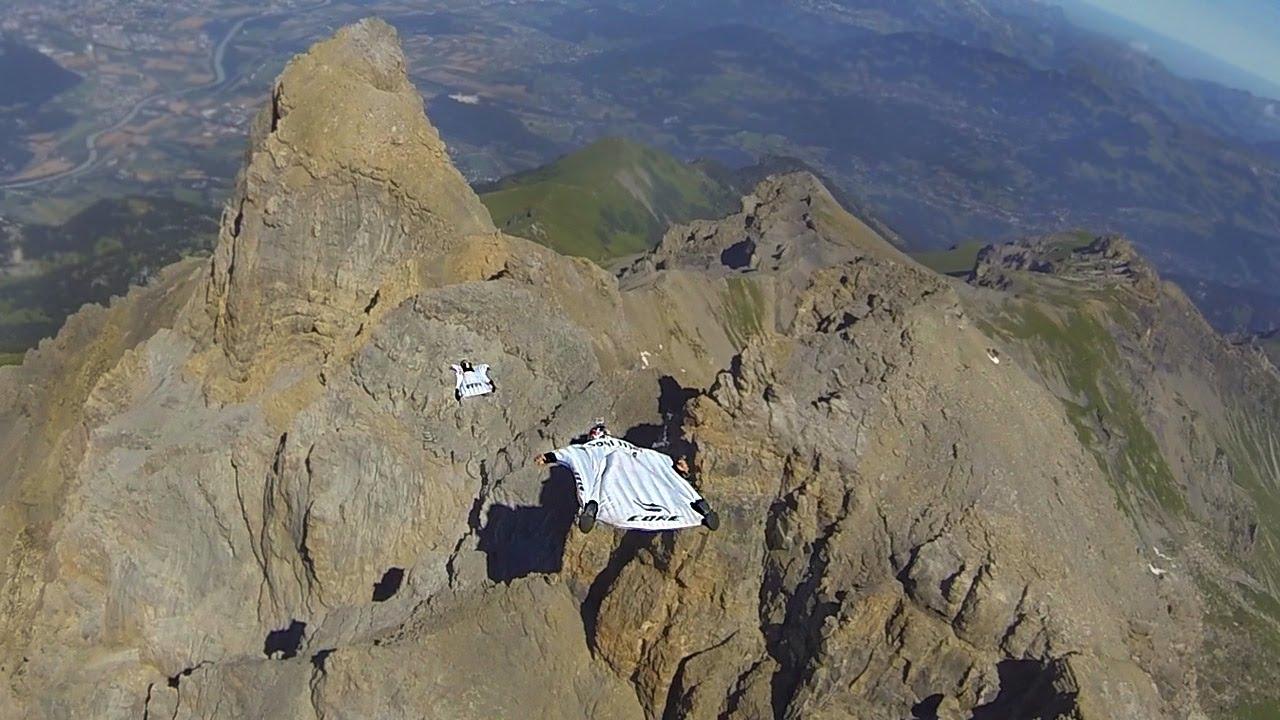 Phenomenally Long Proximity Wingsuit Flights in the Swiss Alps | HeliBASE 74, Ep. 3