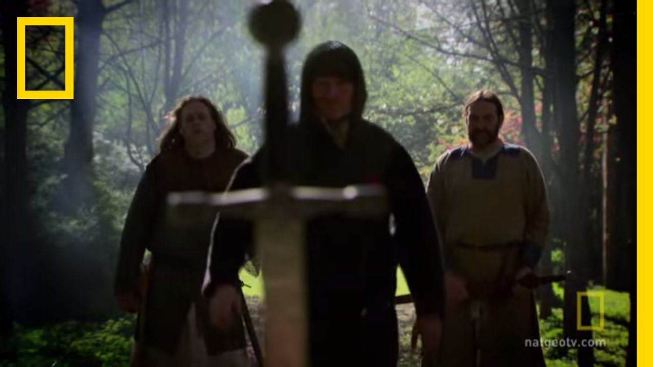 The Sword Excalibur Truth Behind Youtube Lanccelot Watch Aegis Of Attilia