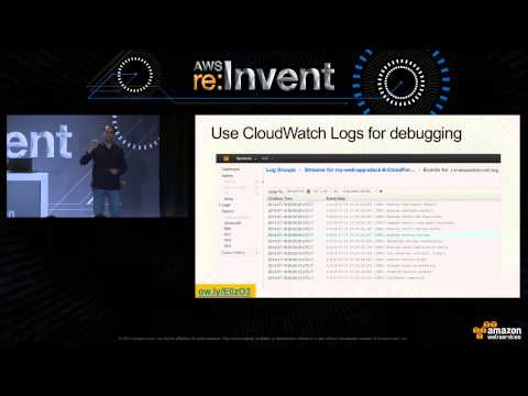 AWS re:Invent 2014 | (APP304) AWS CloudFormation Best Practices