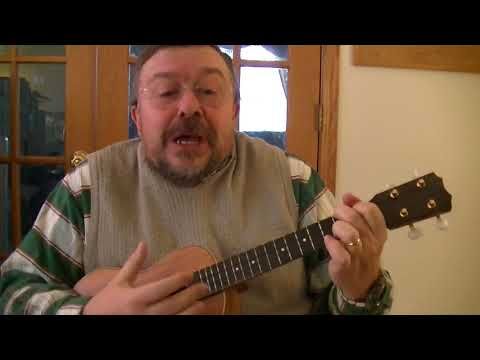 "Willard Losinger Performs ""Got My Mojo Working"" by Preston Foster with Ukulele Accompaniment"