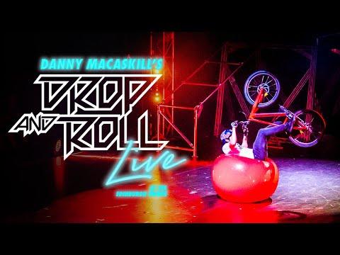 Danny Macaskill's Drop And Roll Live at The Edinburgh Fringe