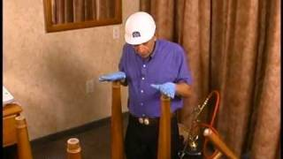 Bed Bug Inspection in Bedroom and Living Room NJ 732-640-5488 | Bed Bug Treatment New Jersey