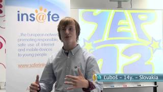 Safer Internet Forum - The Voice of Youth