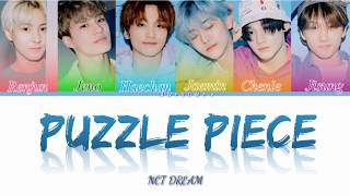 Download lagu NCT Dream- 'Puzzle Piece'너의 자리 Lyrics(Color Coded Lyrics/Eng/Rom/Han/가사)