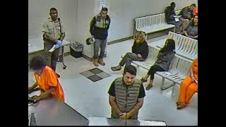 RAW VIDEO: DPS trooper arrested for theft faces judge