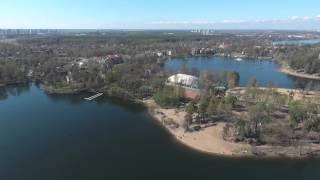 Воздух - Верхнее Суздальское озеро (Озерки)(Суздальские озёра — это цепочка из трех озёр на севере Петербурга, расположившись от Поклонной горы к Парг..., 2016-05-02T08:25:22.000Z)