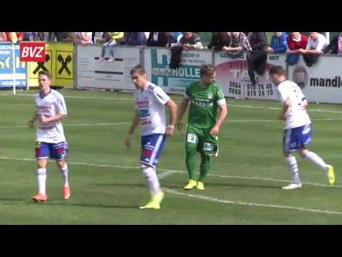 SV Stegersbach - SV Marsch Neuberg 0:2