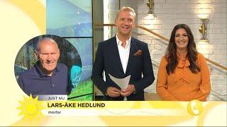 "Armand Duplantis morfar: ""Fortfarande omtumlande!""  - Nyhetsmorgon (TV4)"