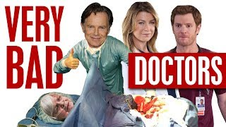 Finally A Show With No Good Doctors (Medical Mashup)