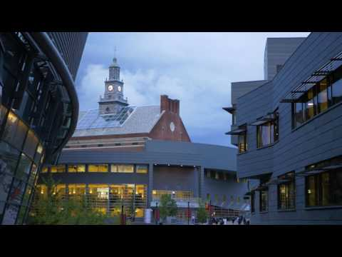University of Cincinnati in 4K