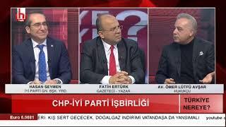 CHP-İYİ PARTİ İŞBİRLİĞİ - TÜRKİYE NEREYE / 1. BÖLÜM - 15 ARALIK