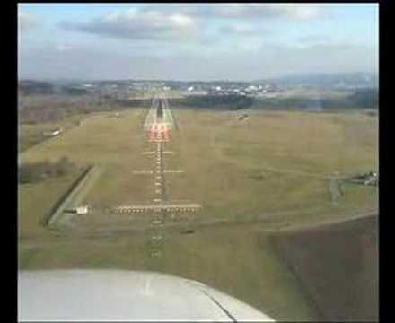 Flight Milan - Zurich (LSZH) in Cessna 340