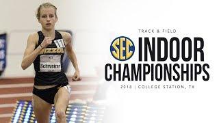 2018 SEC Track Indoor Championships VLOG