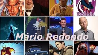 Mário Redondo - showreel de dobragens