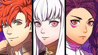 All Character Bios & Info: Fire Emblem Three Houses