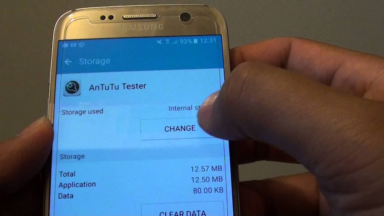 Samsung Galaxy S7 How To Move Apps Data To External Sd Card