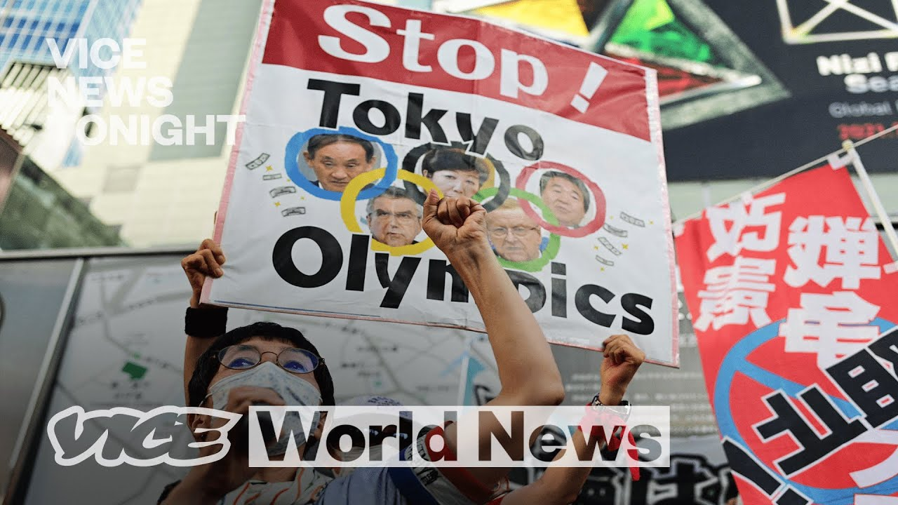 Inside the Most-Protested Olympics Ever