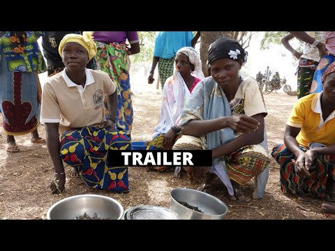 BURKINABÈ BOUNTY TRAILER