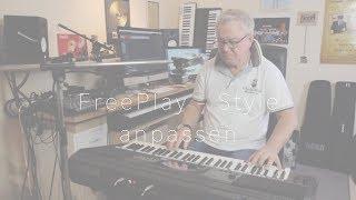 YAMAHA PSR-S970 Workshop 93 - FreePlay-Style Mit Etwas Rhythmus