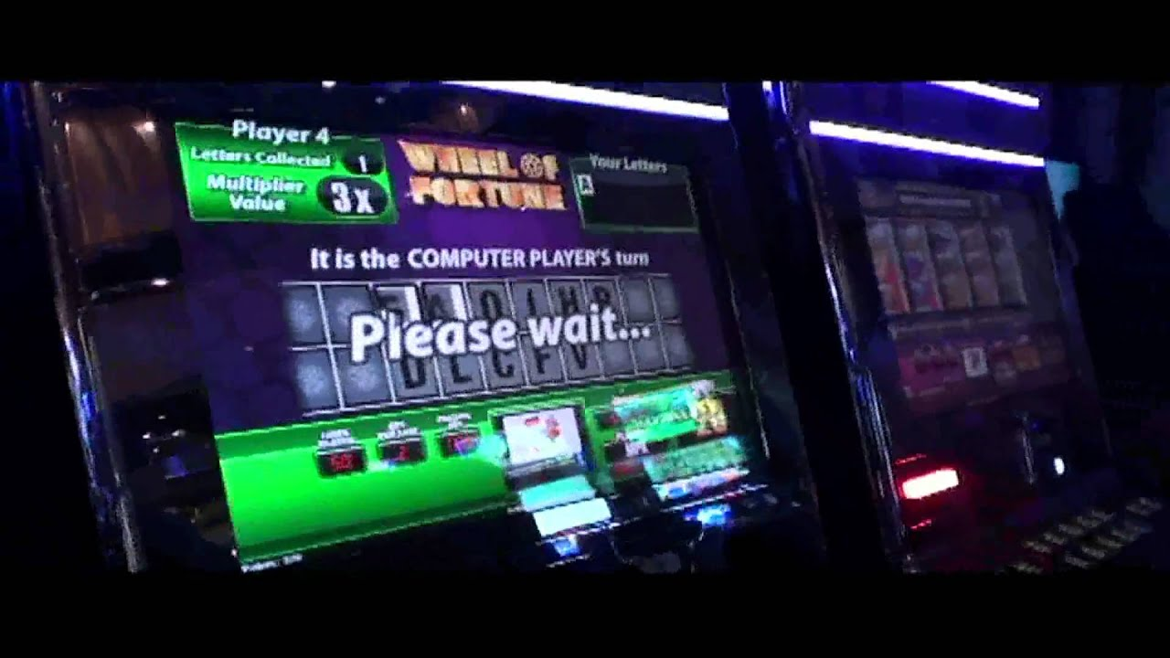 Igt slot machine display not working