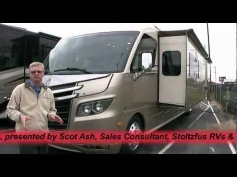 *SOLD* 2012 Monaco Vesta 35 PBD  Class A diesel motorhome -- 30330