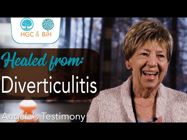 Healed from  Acute Diverticulitis - Angela's Testimony #Testimony Tuesday