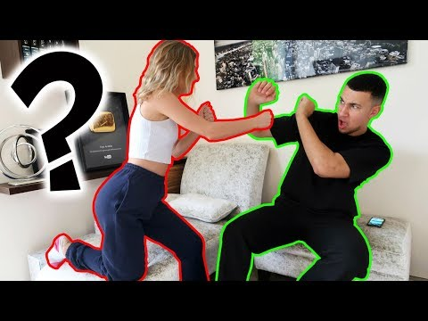 WOULD YOU RATHER CHALLENGE WITH MY GIRLFRIEND!
