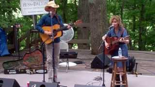 Are You a Real Cowboy - Jonathan Byrd & Sally Barris