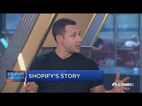 Shopify COO on the new era of e-commerce retail