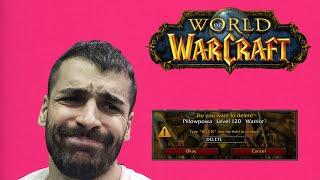 Goodbye World of Warcraft