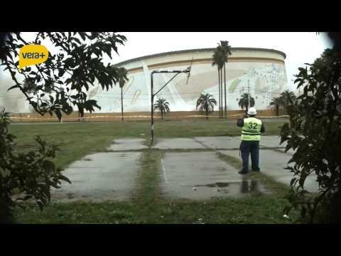 #ICYMI: Watch this Uruguay stadium implode