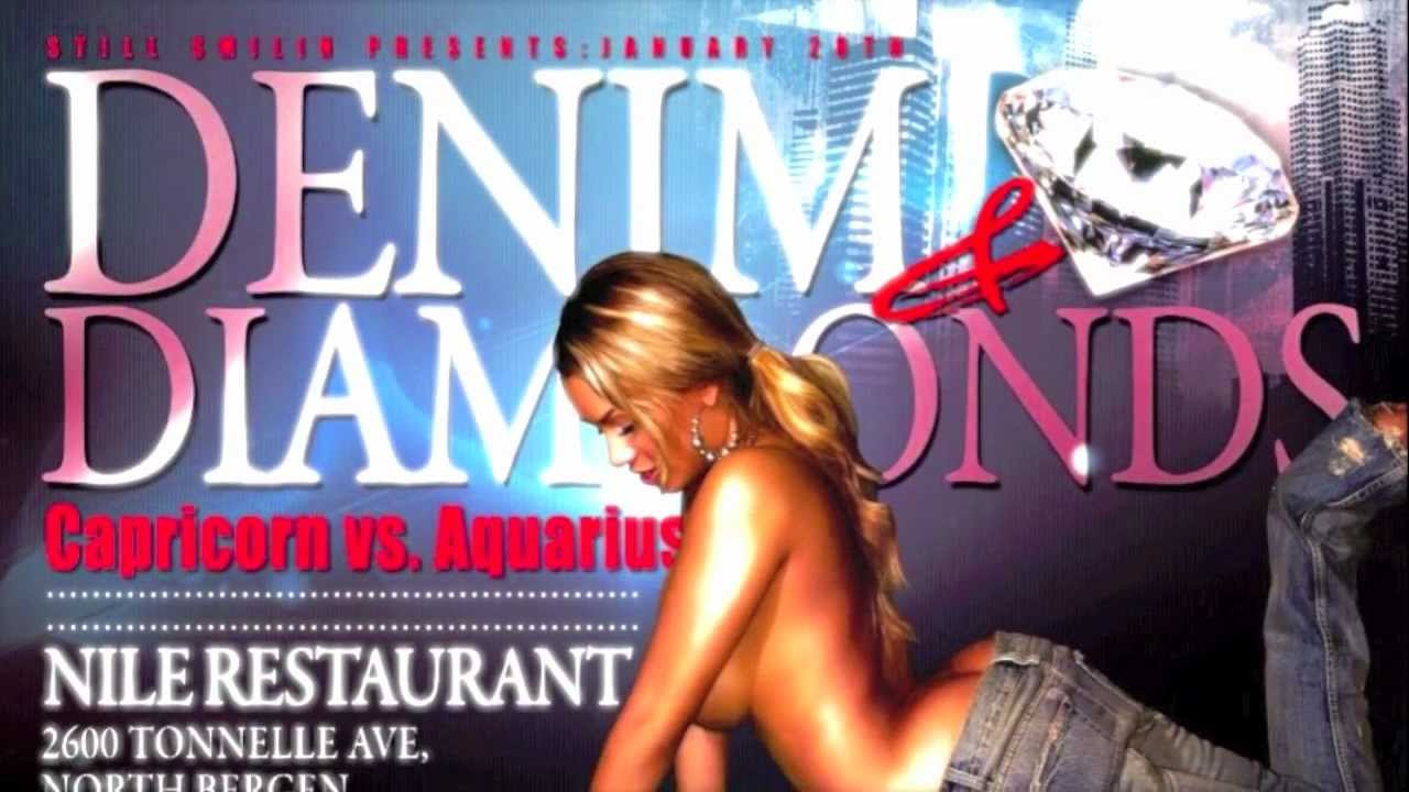 DENIM & DIAMONDS PARTY 1-28-2012 - YouTube