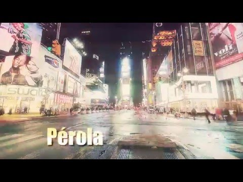 Pérola - PERFECT LADY (Lyric Video)
