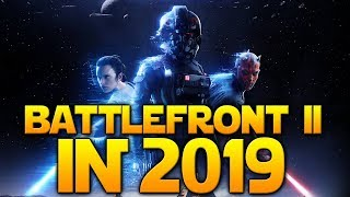 BATTLEFRONT 2 TO CONTINUE IN 2019 & Obi-Wan + Grievous Audio, Dual-Wielding & More!