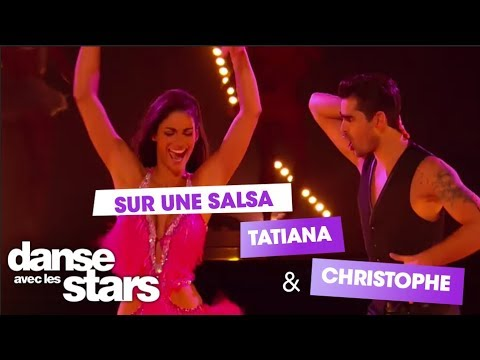 DALS S08 - Tatiana Silva et Christophe Licata pour une salsa sur Magic in the Air (Magic System)